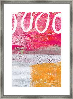 Sweet Summer Day Framed Print