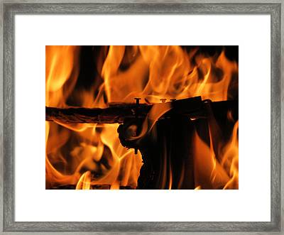 Swirl Framed Print by Azthet Photography