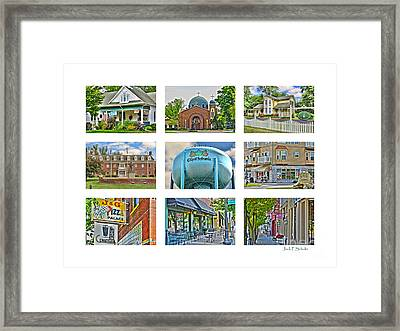 Sylvania Ohio Framed Print by Jack Schultz