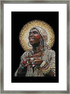 Sylvester Framed Print by Michael Kruzich