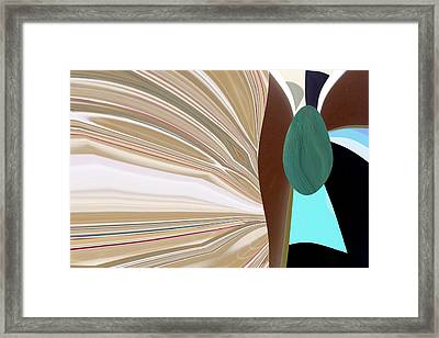 Symphonic Framed Print by Paul Moss