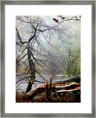 Symphony Of Destruction Framed Print