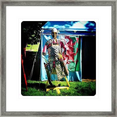 Syttende Mai Bowman Framed Print