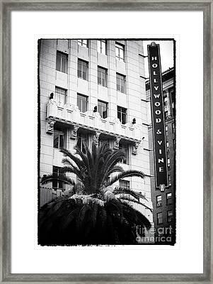 Taft Building Framed Print
