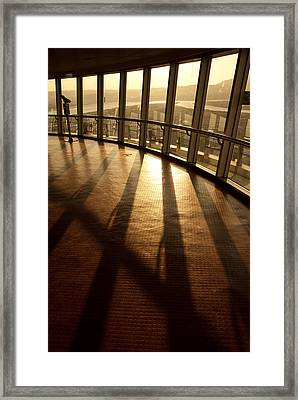 Taipei Image Framed Print by Yameme Photography