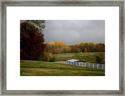 Take A Deep Breath Framed Print by EricaMaxine  Price