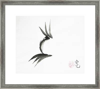 Take A Good Look At This World Framed Print by Oiyee At Oystudio