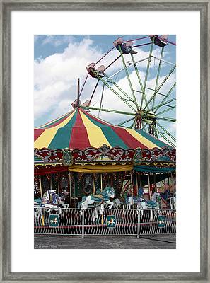Take Me To The Fair Framed Print