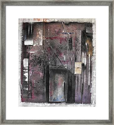 Take Note Framed Print by Ralph Levesque