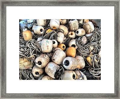 Tangled Framed Print by Extrospection Art