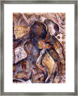 Tango Framed Print by Charles B Mitchell
