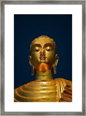 Tangsai Buddha Framed Print