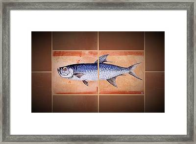 Tarpan Framed Print by Andrew Drozdowicz