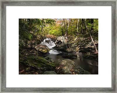 Tartia Engel Falls Framed Print