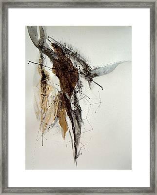 Taurus Framed Print by Brenda Ullrich