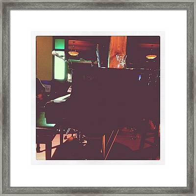 Tav Framed Print