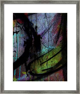 Tears Of My Peal  Framed Print by Jerry Cordeiro