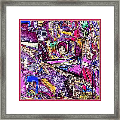 Tectural 191 Framed Print by Nedunseralathan R