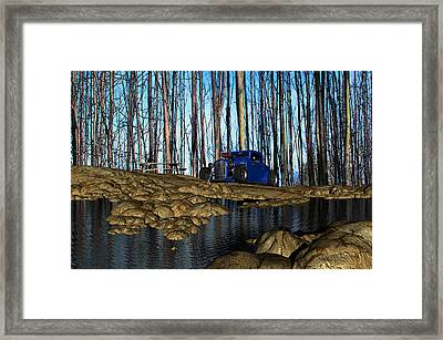 Tender Years Framed Print by Robert Orinski