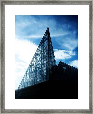 Tennessee Aquarium Framed Print by Utopia Concepts