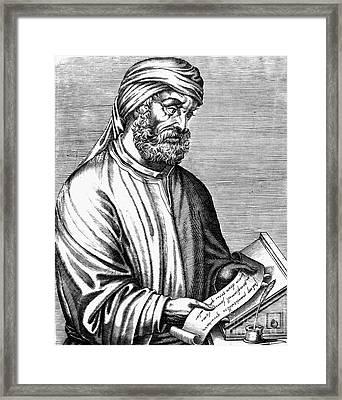 Tertullian (c160-c230) Framed Print