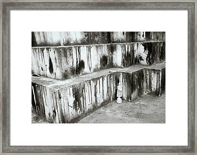 Texture Framed Print by Shaun Higson