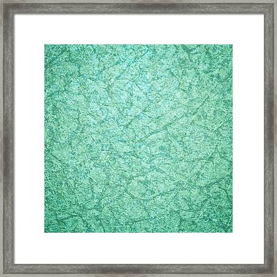 Textured Background Framed Print