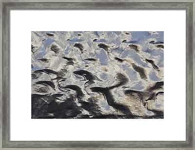 Textured Glass Framed Print by Mike McGlothlen