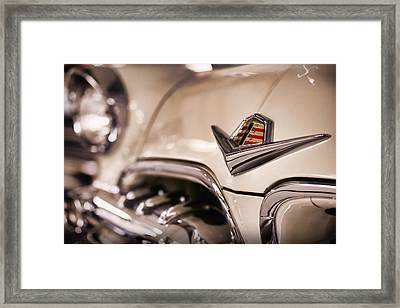 Framed Print featuring the photograph The 1955 Dodge La Femme by Gordon Dean II