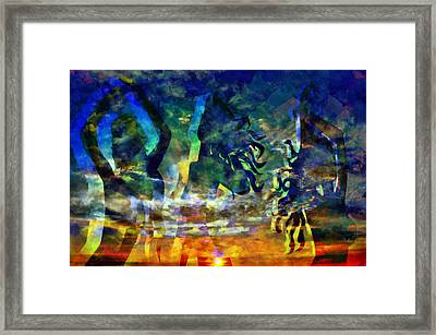 The 3 Muses 3 Framed Print