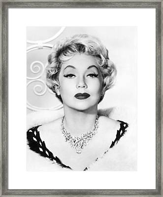 The Ann Sothern Show, Ann Sothern Framed Print by Everett