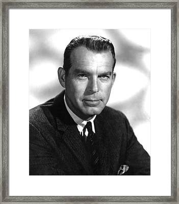 The Apartment, Fred Macmurray, 1960 Framed Print by Everett