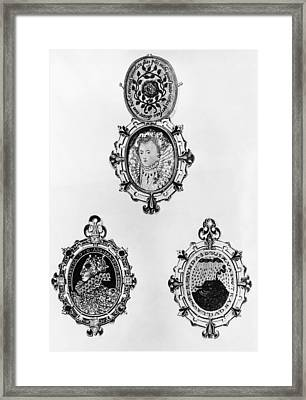 The Armada Jewel, Formerly Of J.p Framed Print by Everett