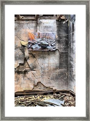The Art Gallery Framed Print