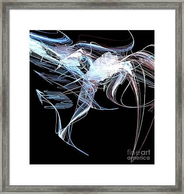 The Ascent Framed Print