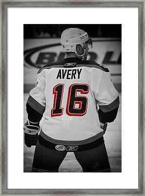 The Avery Framed Print by Karol Livote