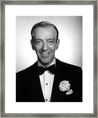 The Band Wagon, Fred Astaire, 1953 Framed Print