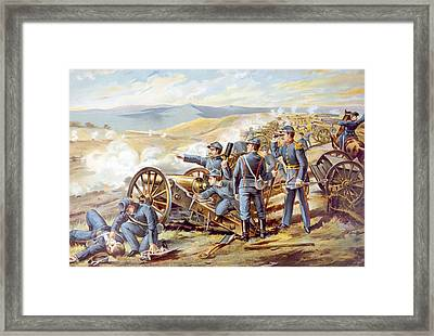 The Battle Of Malvern Hill Union Field Photograph By Everett
