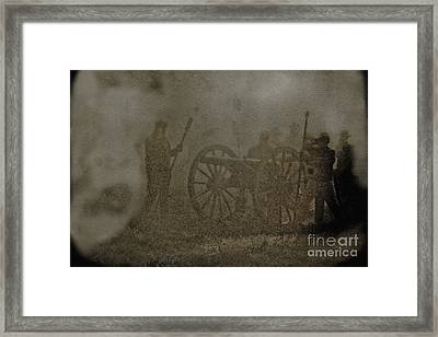 The Battlefield Framed Print