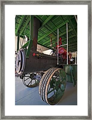 The Beast Framed Print by Steve Harrington