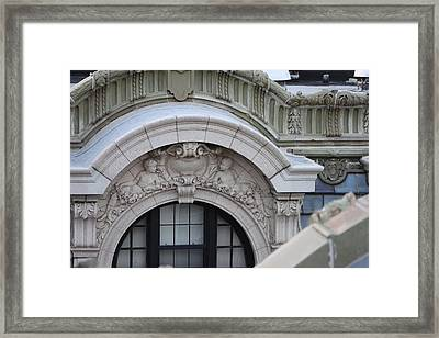 The Beautiful Belden Framed Print by Hope Williamson