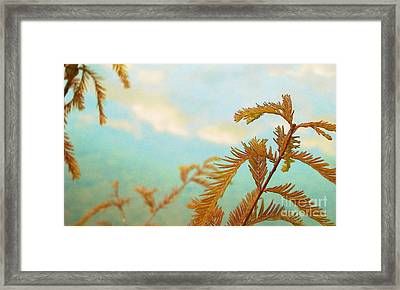 The Beauty Of Weeds Framed Print by Steven Lebron Langston