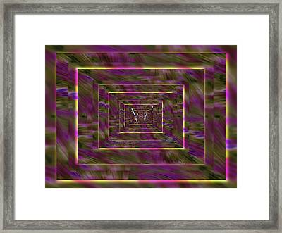 The Beckoning Within Framed Print by Tim Allen