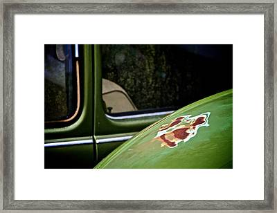 The Beetles Framed Print by Odd Jeppesen