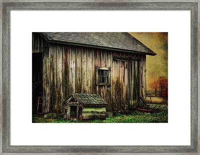 Framed Print featuring the photograph The Big And The Small by Mary Timman