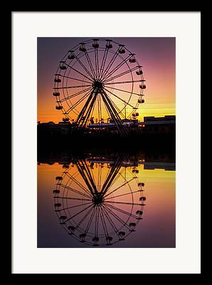 Jazzland Framed Prints