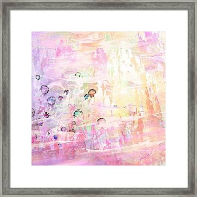The Big Rock Candy Mountains Framed Print by Rachel Christine Nowicki