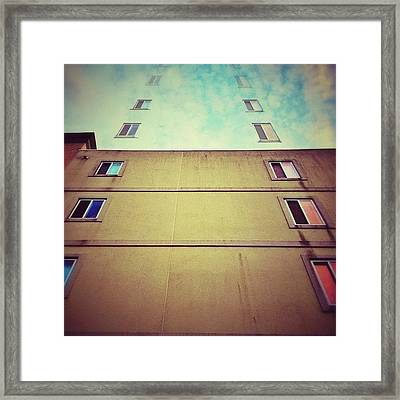 The Breakout Framed Print