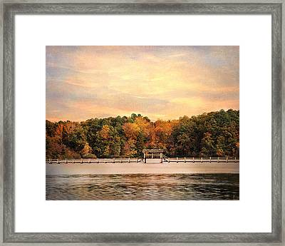 The Bridge Framed Print by Jai Johnson