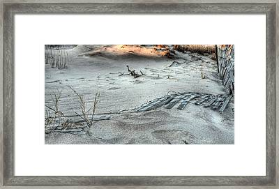 The Bright Spot Framed Print by JC Findley